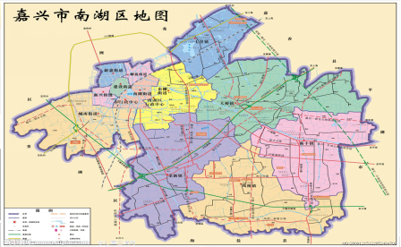 """浙江省嘉兴市南湖区环境保护""""十二五""""规划"""